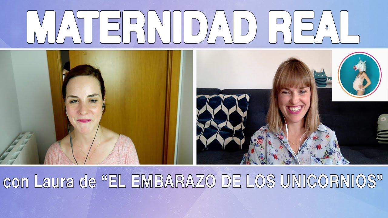 MATERNIDAD REAL con Laura (@elembarazodelosunicornios) Desmitificando el mundo rosa de la maternidad