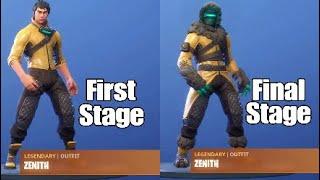MAX Zenith Skin Unlocked! (Fortnite Battle Royale)