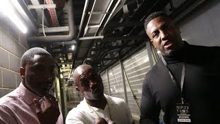 SPENCER FEARON / TUNDE AJAYI / DEAN WHYTE RAW ON YARDE, CANELO & LIFE