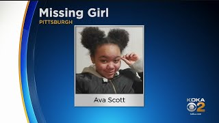 Police Searching For Missing Girl In Perry North