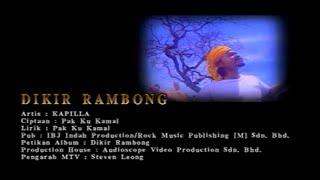 Kapilla-Dikir Rambong [Official MV]