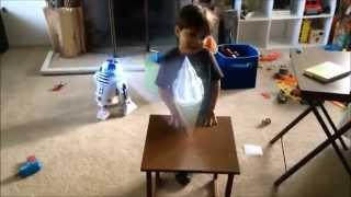 【衝撃】プロのCG職人が息子の動画にエフェクトつけたらすごいことに②【天才】 thumbnail