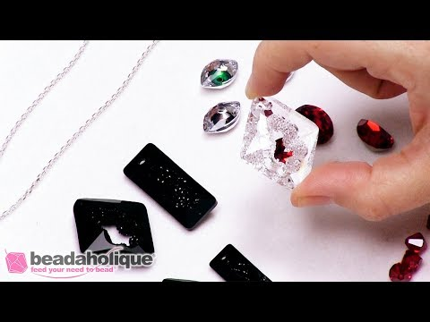 Show and Tell: Swarovski Crystal Innovations - Fall/Winter 2018/19 Collection