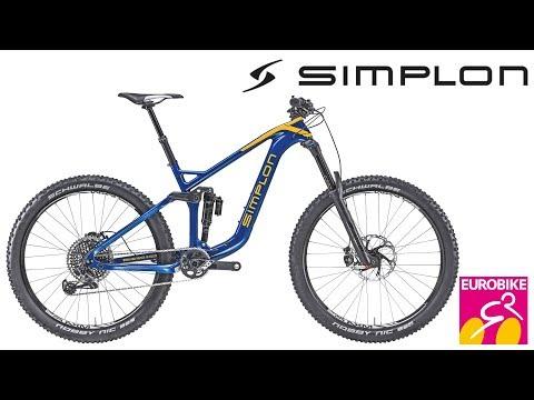 New SIMPLON Bikes 2018 - Eurobike 2017 [4K]