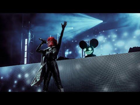 Смотреть клип Deadmau5 & Kiesza - Bridged By A Lightwave