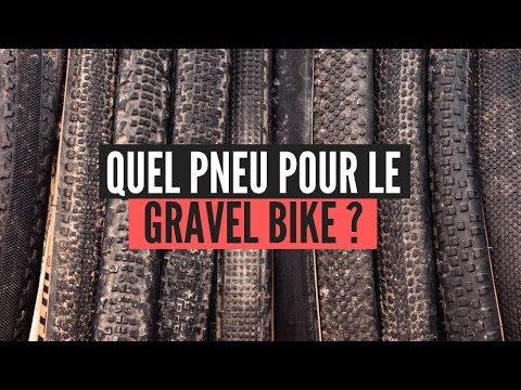 Quels pneus pour le gravel bike ?
