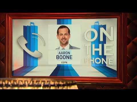 ESPN's Aaron Boone on Aaron Judge's Mindset Heading into His 1st Postseason | The Rich Eisen Show