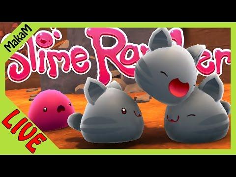Slime Rancher LIVE #6 - A Ti slime-jaitok!