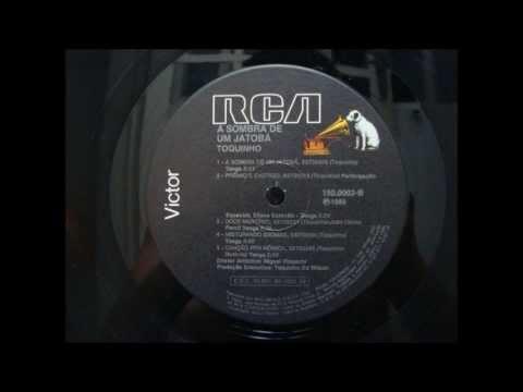 Toquinho - À Sombra de Um Jatobá (LP/1989)