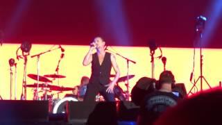 Depeche Mode - Corrupt - LIVE 2017-05-22 Budapest Global Spirit Tour Resimi