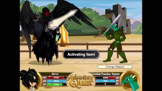 AQ | Adventure Quest | Battleon | Reaper of Souls Set