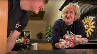 Making Gross Dog Treats (feat. My Siblings) | Brittany Broski