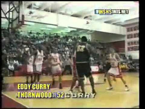 Eddy Curry High School Highlights