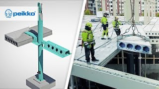 DELTABEAM® Frame – an easy project with a single frame supplier