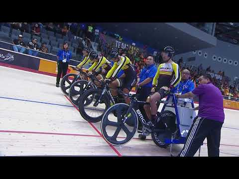 KL2017 29th SEA Games | Cycling (Track) - Finals (Part 1)