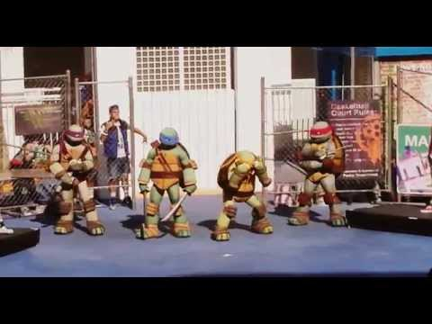 Turtle Power Show Part of Nickelodeon's Summer Of Shell