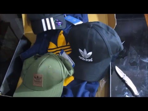 Unboxing Mens Accessories From Adidas India