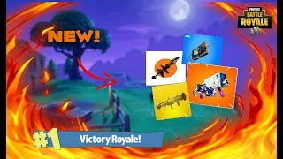 FREE V-BUCKS FORTNITE GIVEWAY/NEW VENDING MACHINE/HIGH EXPLOSIVES/RAVEN SKIN [lvl91/179 WINS]