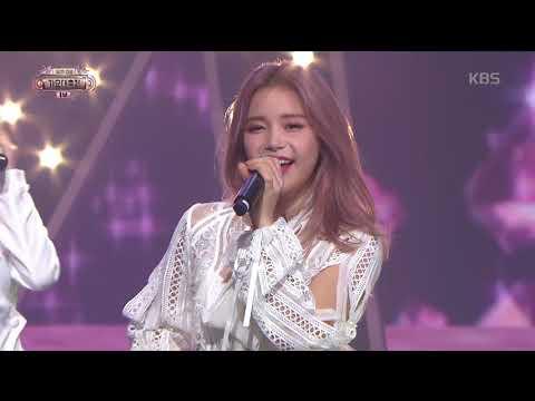 2017 KBS가요대축제 Music Festival - 마마무 - 음오아예 (Um Oh Ah Yeh - MAMAMOO). 20171229