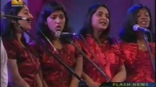 Amrita tv -- Devageetham Middle East  --  Shabdh World Malayali Council Dubai