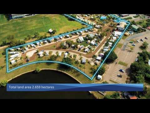 THE LAKES TOWNSVILLE CARAVAN PARK - FOR SALE