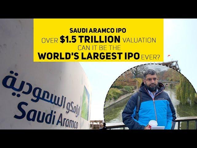 Saudi Aramco IPO English version