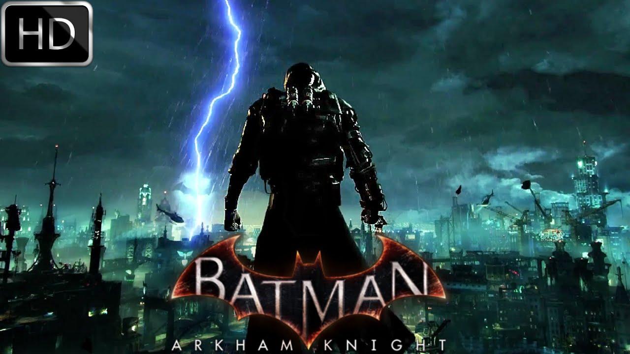 Batman Arkham Knight: ...
