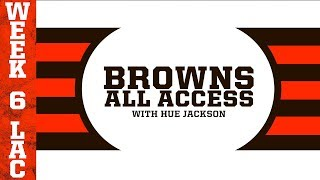 Browns All Access with Hue Jackson: Week 6 vs Chargers | Cleveland Browns