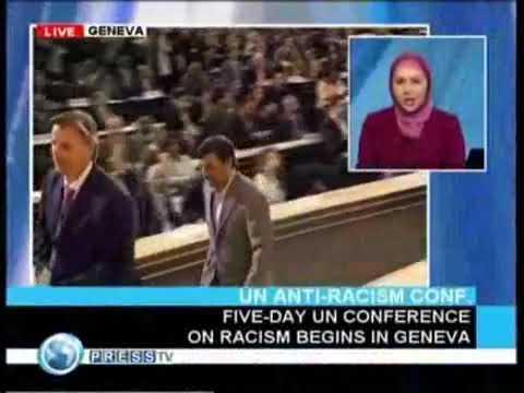 Speech of Respectable Mr.Mahmoud Ahmadinejad (Former President of Iran) in UN Conference, Geneva.