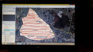 How to Extract contours from Google Maps (For AutoCad)