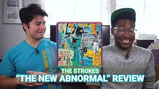 """(REVIEW) """"The New Abnormal"""" by The Strokes [Audioface #137]"""