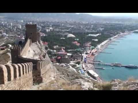 Sudak - Krym - Twierdza Genueńska - Судак - Crimea - Ukraina - Ukraine - Black Sea
