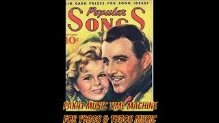 Sounds of the 1930