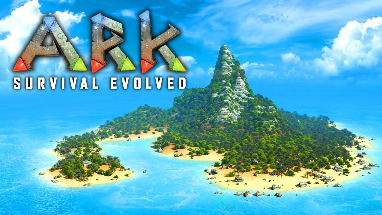 Ark Paradise Island