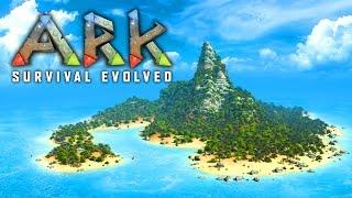 Paradise Island ★ Ark: Survival Evolved (43)