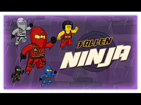 Ninjago - Fallen Ninja - Ninjago Games