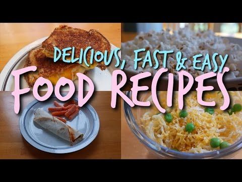 Easy and quick recipesyummy food ideas youtube easy and quick recipesyummy food ideas forumfinder Image collections