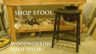 Shop Stool