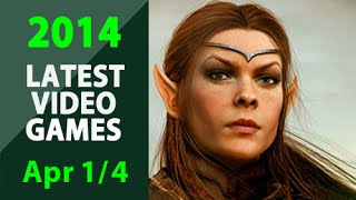 April 2014 Latest Video Games (1/4)