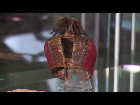 The National Leather Collection on ITV Anglia, Feb 2018