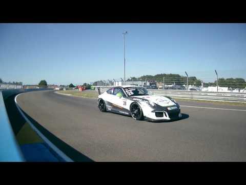 Porsche Carrera Cup Le Mans 2017 - Full Race