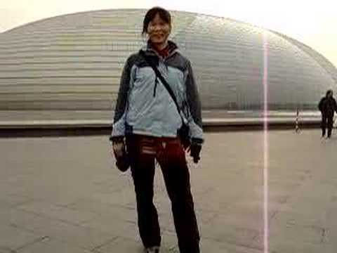 A personal tour guide in Beijing
