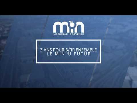 Projet de transformation du Marché d'Intérêt National (MIN) des Arnavaux.