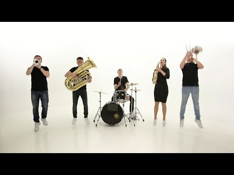 The White Stripes - Seven Nation Army ( Cheerful Band Cover ) BRASS