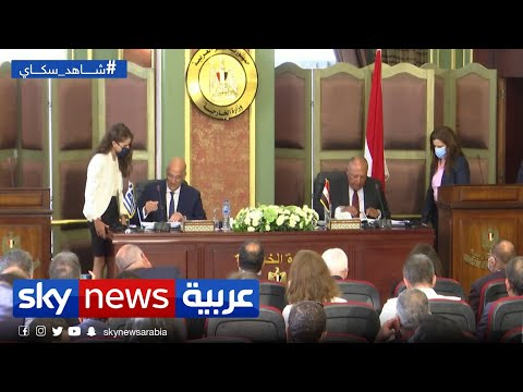 اتفاقية بين مصر واليونان لترسيم الحدود.. بوجه أطماع تركيا في شرق المتوسط  - نشر قبل 7 ساعة