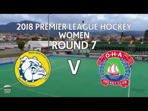 North West Graduates v OHA | Women Round 7 | Premier League Hockey 2018