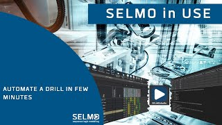 Drilling Automation: Basic Functions for Operators with SELMO