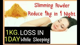 ➽ Miracle Slimming Powder, Lose 1kg in 1Day !! Natural Home …