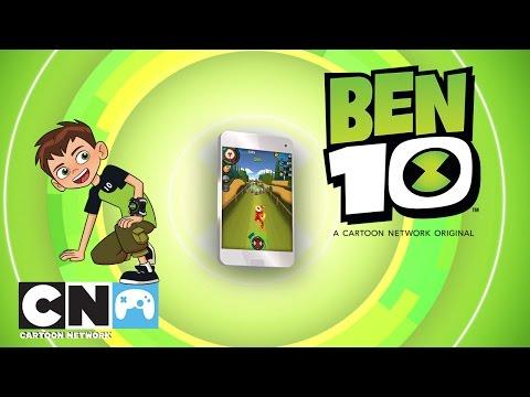 Omnisprint | Ben 10 | Cartoon Network