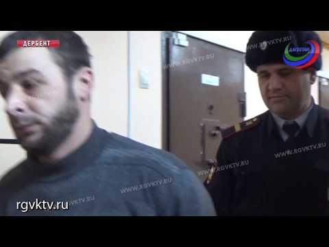 В Дербенте задержаны серийные грабители